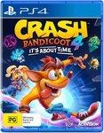 [PS4, XB1] Crash Bandicoot 4 $31.62 Shipped @ Amazon AU