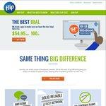 Flip Broadband - Upto $125 ($75 off Using Code and $50 off Using Referral)