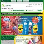 Countdown $5 off Online Orders