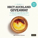 Free Baked Cheese Tart (First 200) @ Hokkaido Baked Cheese Tart Auckland Queen Street Fri 18 Aug 10am (FB Follow Req'd)