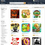 $150 Worth of Android Apps & Games - FREE for Today @ Amazon