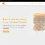 10% off Raw & Natural Honey Made in New Zealand ($17.90 Including Free Shipping)