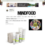 Win 1 of 3 Ultraceuticals Firm Skin Sets (Worth $380) from Mindfood
