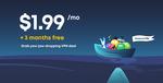 Black Friday Surfshark VPN Deal: 24 Months + 3 Months For Free for US $47.76 (NZ $74.64)