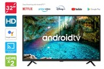 "Kogan 32"" LED Smart TV Android TV $269 + Shipping @ Dick Smith"