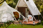 Win a Glamping Weekend for 2 at Wild Forest Estate (Worth $400) from This NZ Life