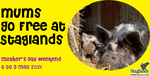 Win a Family Pass to Staglands (Worth $72) from Tots to Teens