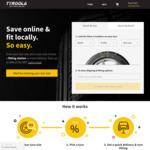 10% off @ Tyroola Tyres Online