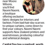 Win a Naomi Naomi Pantsuit (Worth $240) from The Dominion Post
