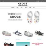 40% off @ Crocs (Online)