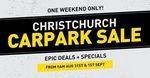 [Christchurch] Evo Cycles Car Park Sale: Bell Full 9 $300, 50% off Funkier + More