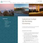 Lakestone Lodge 4th Birthday Giveaway Tekapo
