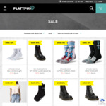 Up to 80% off Sale (Last Sizes) @ Platypus Shoes