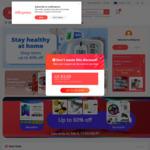 US $4 off US$5 Minimum Spend @ AliExpress (New Social Media Users)