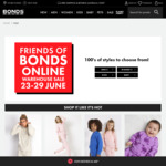 Mens Trunks from AU$4, 3 Pack Socks from AU$4 + More + Free Delivery for Members @ Bonds AU