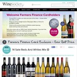 Wine Society Deals ($99 or $149 for a Mix of 14 Bottles)