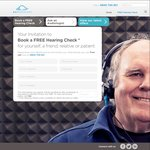 Free Hearing Check @ BayAudiology Nationwide