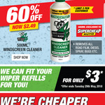 25-60% off Storewide @ Supercheap Auto