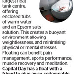Win a Float for Yourself and a Friend at Float Well from The Dominion Post (Wellington)