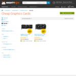 Gigabyte GeForce GTX 1070 G1 $505, ASUS GeForce GTX 1050 Ti Strix 4GB OC $250 @ Mighty Ape