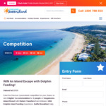 Win a 2-Night Tangalooma Resort Island Holiday Worth $936 from Discover Queensland [No Travel]