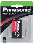 Panasonic 6F22DP/1B 9VOLT 1 Pack 9V Heavy Duty Carbon Zinc Battery for $1.83 at Pbtech