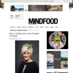 Win a Bettjemans Hair Pamper Package (Worth $483) from Mindfood