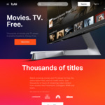 Free TV, Movie Streaming Service @ Tubi