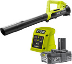 Ryobi ONE+ 18V 2.0ah Bazooka Blower Kit $89 (Was $199) at Bunnings Warehouse