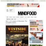 Win 1 of 2 copies of Westside: The Complete Series from Mindfood