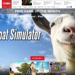 FREE iOS: Goat Simulator @ IGN