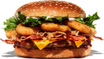 Yum Burger Buy One Get One Free @ Burger King