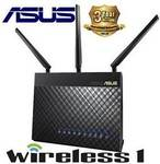 ASUS RT-AC68U Dual Band AC1900 Wireless Gigabit Router UFB USB3.0 2-4GHz/5GHz (AU $218.15) ~NZ $231.25 Delivered@ Wireless1 eBay