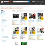 500GB Xbox One S Bundles, $391.90 Shipped, 1TB Bundles, $451.90 Shipped @ MightyApe