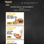 $3 Milkshake and More Coupons @Carl's Jr