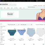 Bendon Lingerie Mid Season Sale - 30-60% Off