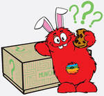 Jumbo Easter Mystery Box 1.5KG+ $45 Shipped @ Cookie Time Munchtime