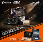 Purchase Gigabyte AMD Products (GPU or CPU and Motherboard) and Receive a Free 500GB M.2 SSD