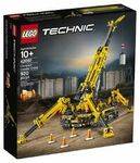 LEGO Technic Compact Crawler Crane 42097 $99 @ The Warehouse