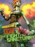 [PC] Borderlands 2 Commander Lilith & The Fight for Sanctuary DLC, Free (Was USD $14.99) @ Epic Games