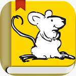 [iOS] Free - Story Mouse: Read along Story Books @ Apple App Store