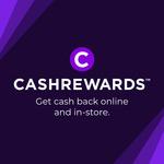Countdown 2% Cashback @ Cashrewards