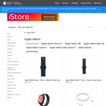 10% off All Apple Watches + Free Shipping @ iStoreNZ