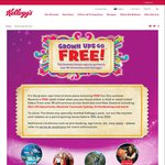 BOGOF Tickets to Various Attractions with Kelloggs Cereal Purchase