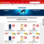 Samsung Galaxy S8 & Wireless Charger & Chromecast $1188 @ Noel Leeming