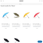 Barkers 40% off VIP Sale - Blunt Umbrellas from $59.99
