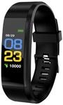 115PLUS Smart Bracelet $6.99 USD (~ $10.83 NZD) + Free Shipping @ Tomtop