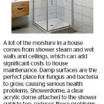 Win a Showerdome Shower Top (Worth $299) from The Dominion Post