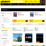 PlayStation Days of Play Sale: PS+ 12mo $62.95, Spiderman $34, Days Gone $29, Red Dead Redemption2 $59 @ JB-HIFI & The Warehouse