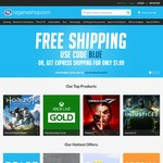 Free Shipping - No Minimum Spend @NZGameshop